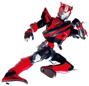 Bandai Kamen Rider Drive Tk01 Kamen Rider Drive Type SpeedMulticolor
