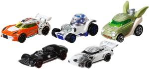 Hot Wheels Star Wars 5 Vehicle Gift Pack
