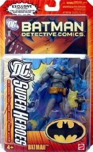 Batman Dc Super Heroes Wave 1 Original Select Sculpt Universe