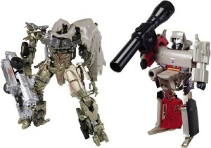 chronicle transformers ch02 g1 megatron and dotm movie megatron