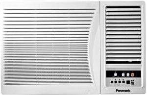 Panasonic 1 Ton 2 Star Window AC  - White
