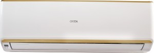 Onida 1 Ton 3 Star Split AC  - White, Gold