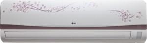 LG 1 Ton 3 Star Split AC  - White