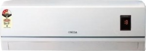 Onida 1.5 Ton 3 Star Split AC  - White