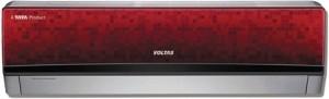 Voltas 1.5 Ton 5 Star Split AC  - Red