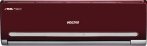 Voltas 1.5 Ton 3 Star Split AC  - Red