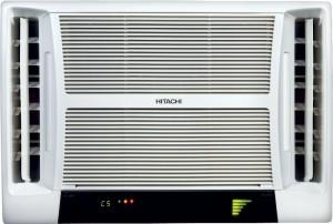 Hitachi 1.1 Ton 5 Star Window AC  - White