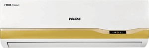 Voltas 1.5 Ton 3 Star Split AC  - White