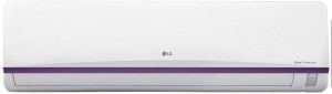 LG 1 Ton Inverter (3 Star) Split AC  - White
