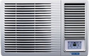Blue Star 1.5 Ton 2 Star Window AC  - White