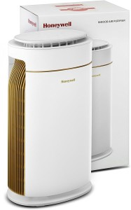 Honeywell Lite Indoor HAC20M1000W Portable Room Air Purifier