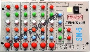 Medha SM-6 220 W AV Control Receiver