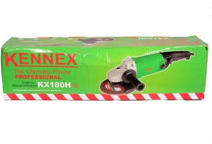 Kennex KX180H Angle Grinder