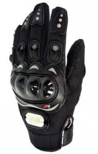 ffe326b5d17 Pro Biker FBZ Riding Gloves (XL Black)