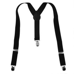 Fashion Circuit Y- Back Suspenders for Men