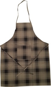 Valtellina Cotton Chef's Apron - Free Size