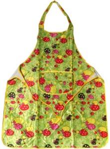 Valtellina Cotton, Nylon Chef's Apron - Free Size