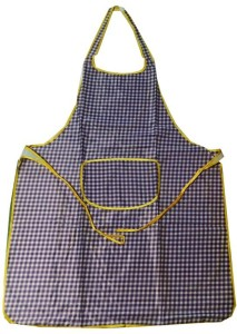 Valtellina Cotton, Nylon Chef's Apron - Free Size