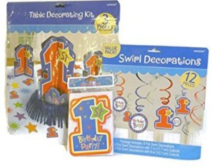 Amscan Birthday Decorating Bundle With Invitations Best Price In India