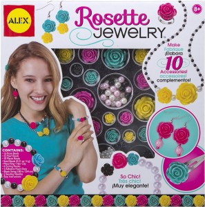 Alex toys do it yourself wear rosette jewelry kit best price in alex toys do it yourself wear rosette jewelry kit solutioingenieria Choice Image