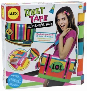 Alex toys do it yourself wear duct tape messenger bag best price in alex toys do it yourself wear duct tape messenger bag solutioingenieria Gallery