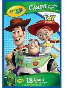 Crayola Giant Coloring Pages Disney Toy Story Best Price In India