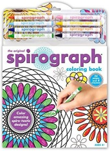 Kahootz Spirograph Coloring Book Crayons Best Price in India ...