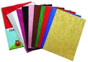 Neo Gold Leaf Foom Paper Craft Paper
