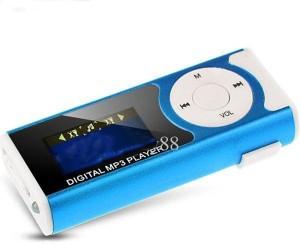 VIZIO Mp3 Player Blue VZ-BLUMP301 MP3 Player