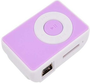 Jme I Pot with Earphone & Charging Cable plastic body suport upto 4 GB MP3 Player