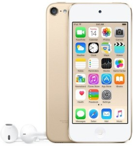 Apple iPod Touch 6th Generation,2015 Edition,MKH02LL/A 16 GB