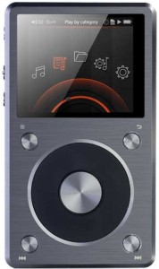 FiiO X5 2nd Gen 128 GB MP3 Player