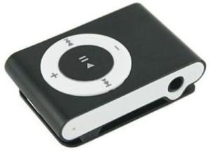 PTCMart HQ Metallic Body Shuffle Design MP3 Player