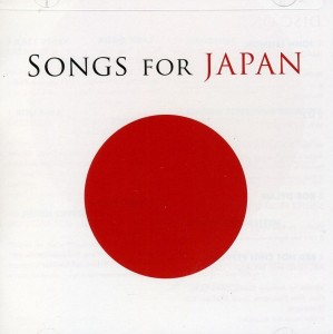 Songs For JapanMusic, Audio CD