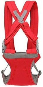 cbdf7257dbc Shrih Premium Quality Ultra Comfortable 2 In 1 Baby Carrier Red ...