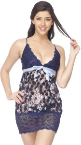 75be8f97b3 Vixenwrap Printed Babydoll Best Price in India