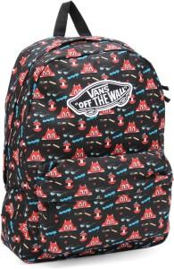 c2952105729825 VANS Backpack Black Blue Red Best Price in India