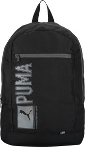 Puma Pioneer I 25 L Laptop Backpack Black Best Price in India  35c6d9bf12150