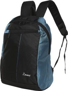 9f238ffb9d Zwart Basic 18 L Small Laptop Backpack Black Blue Best Price in ...