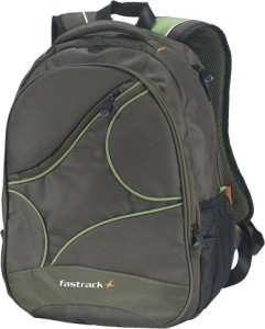 8f6ba91f11 Fastrack Laptop Backpack Green Best Price in India