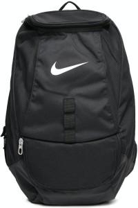 Nike Club Team Swoosh 37 L Backpack Black Best Price in India  18503a818