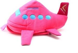 Disha Enterprises Aeroplane Kids School Cum Picnic Bag 7 L Backpack