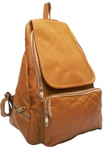 e9d116e19f2e Vintage Stylish Ladies College Backpacks Handbags light Brown(bag 147) 12.5  L BackpackBeige