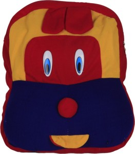 Pandora Kids School Bag - Twity Face Bag (MultiColor) 12 L Backpack