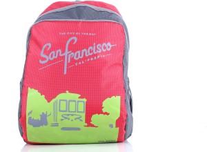 Shopharp sanfransico usa rosso 12 L Backpack