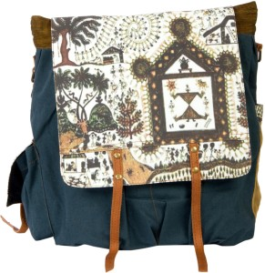 The House of Tara Canvas Medium Backpack