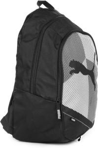 7ec977c2e9 Puma Echo Plus 3 L Backpack Black Best Price in India