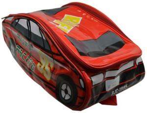 Disha Enterprises Red Car 5 L Backpack