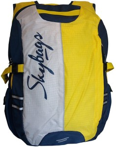 Skybags Strider 03 Blue 25 L Backpack