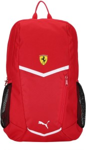 2018 shoes world-wide free shipping more photos Puma Ferrari Fanwear Backpack 18 L Laptop BackpackRed